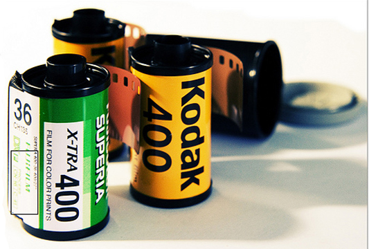Assorted 35mm Films